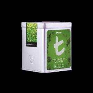 Dilmah Moroccan Mint Green Tea t-Series