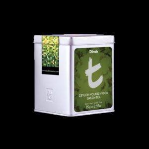 Dilmah Ceylon Young Hyson Green Tea t-Series