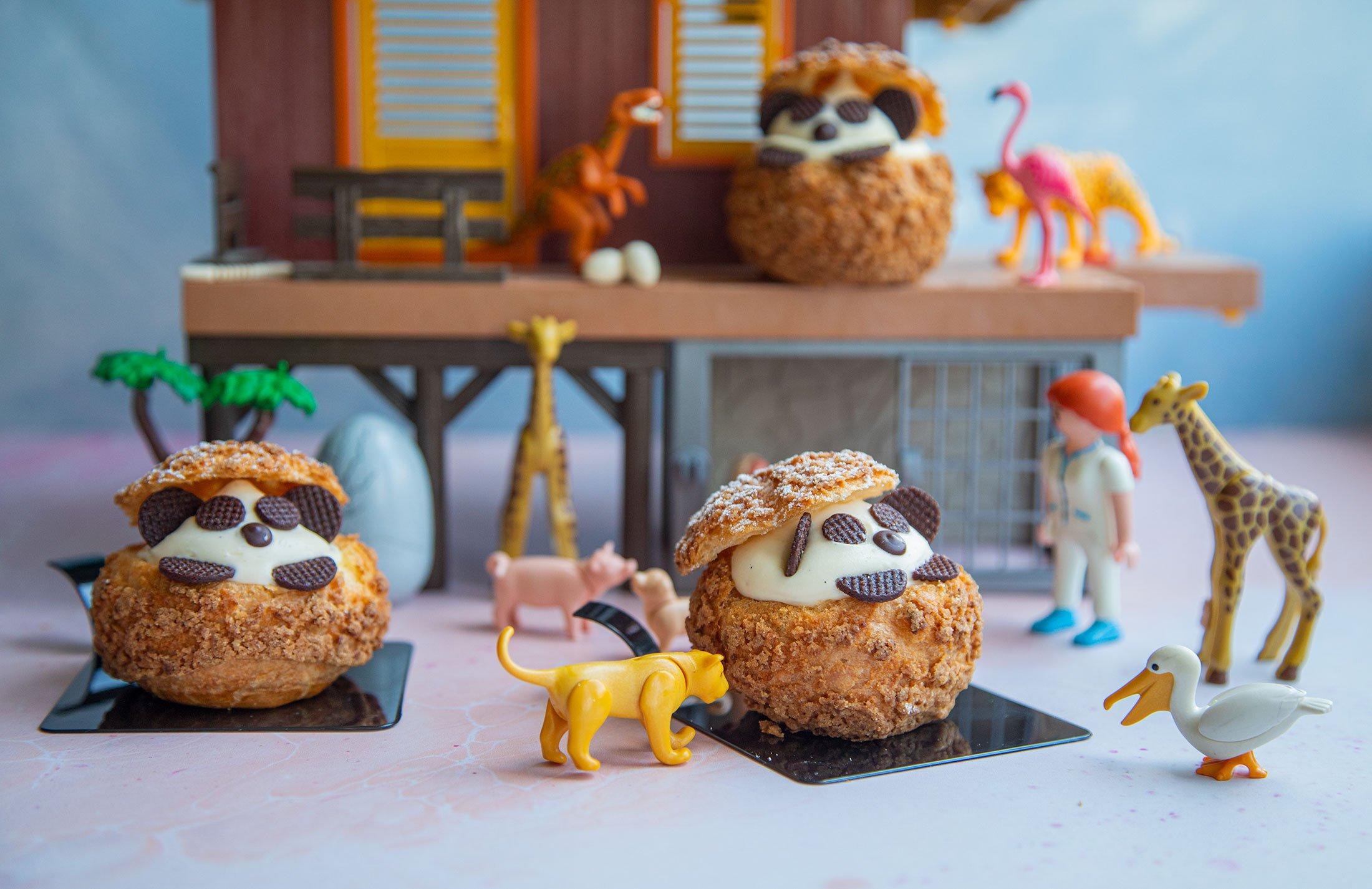 Waniliowe pandy, truskawkowe Angry Birds i bananowe emotki – Dzień Dziecka w DESEO