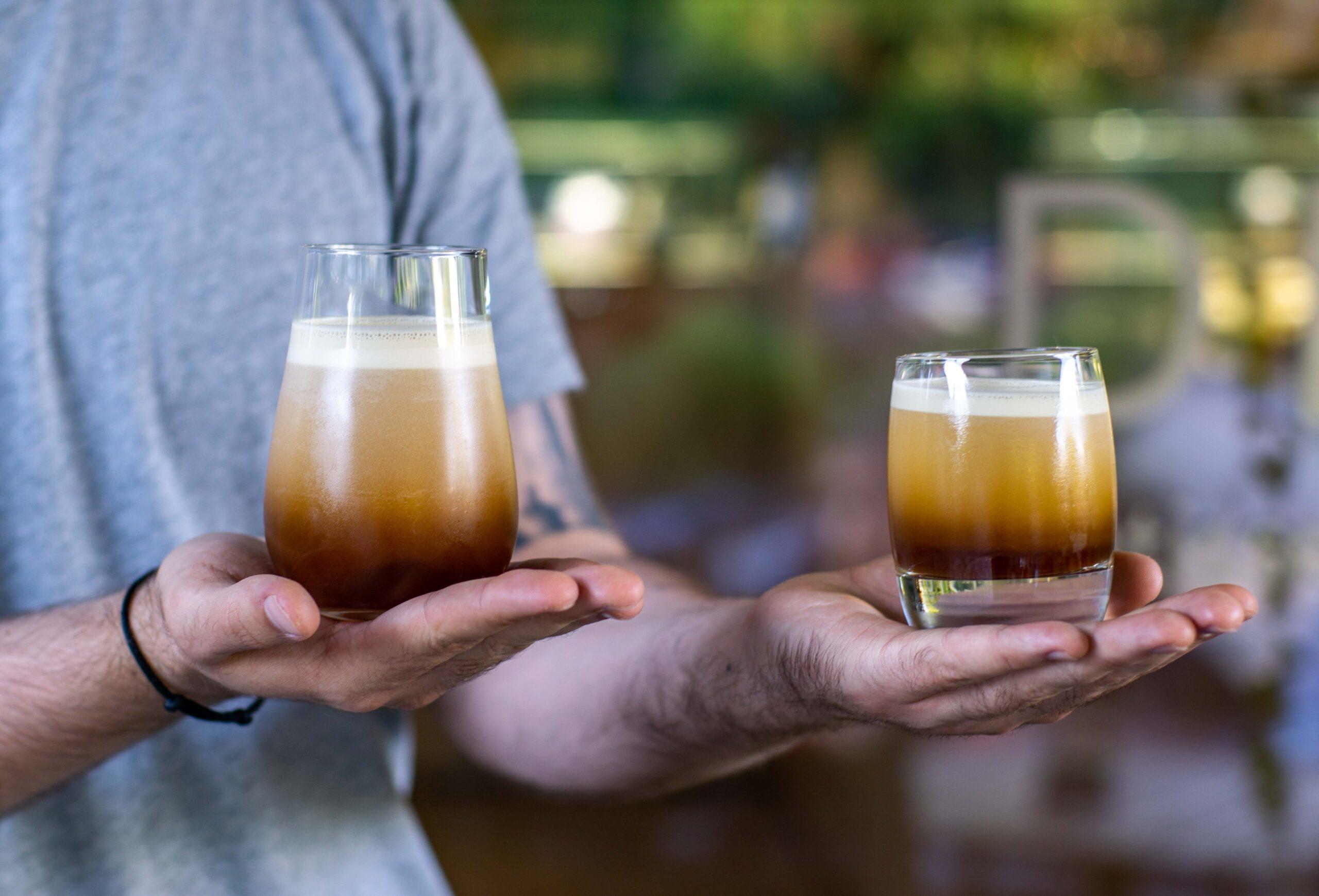 Co azot ma wspólnego z kawą? Poznaj Nitro Cold Brew