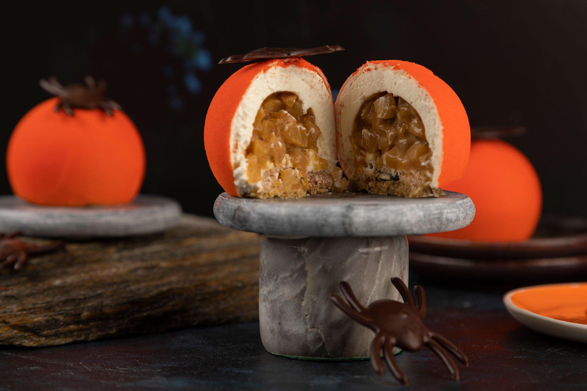 Halloween is coming! Spędź je z naszymi ciastkami!