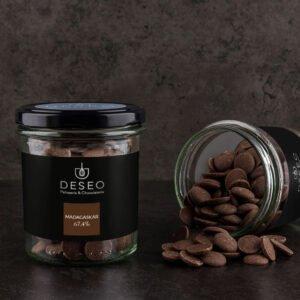 Kaletki czekoladowe Madagaskar 67,4%