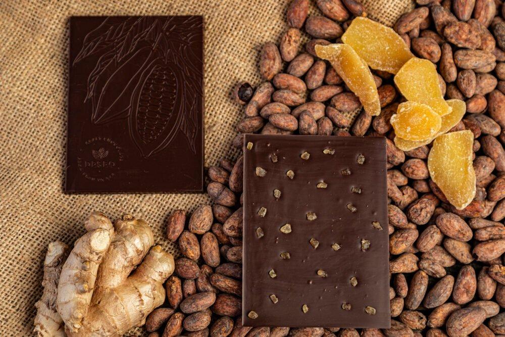 czekolada z kandyzowanym imbirem2