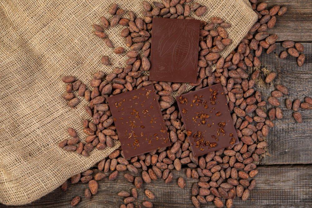 zestaw czekolad mlecznych