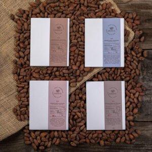 Zestaw czekolad – Dominikana i Madagaskar