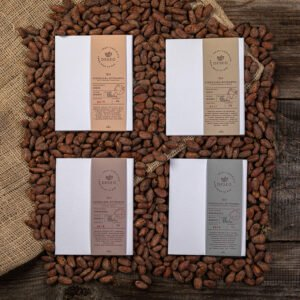 Zestaw czekolad – Nikaragua i Indie