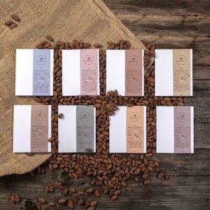 Zestaw 8 czekolad + 1 GRATIS