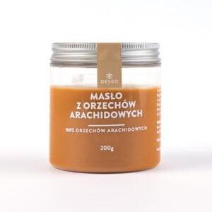 Masło z orzechów arachidowych 100%