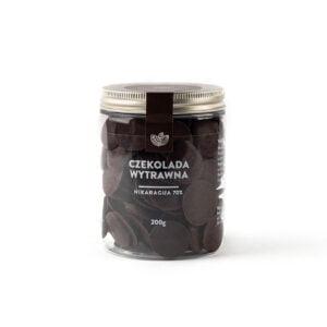 Dropsy czekoladowe Nikaragua 70%