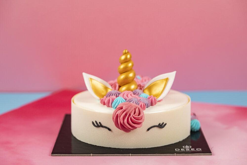 Tort urodzinowy Jednorożec