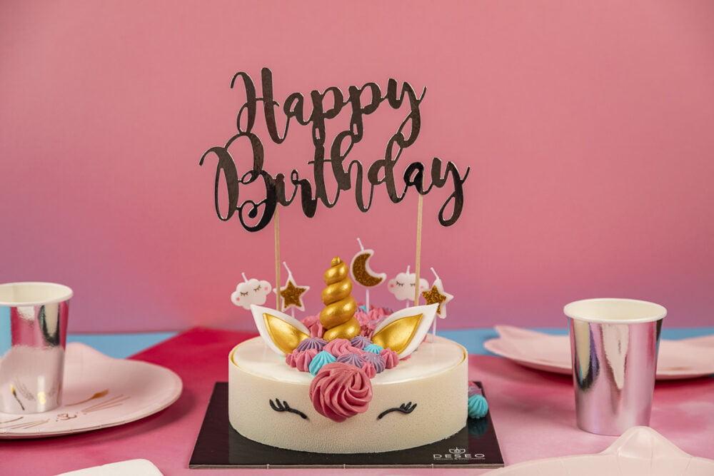 Tort urodzinowy Jednorożec_8