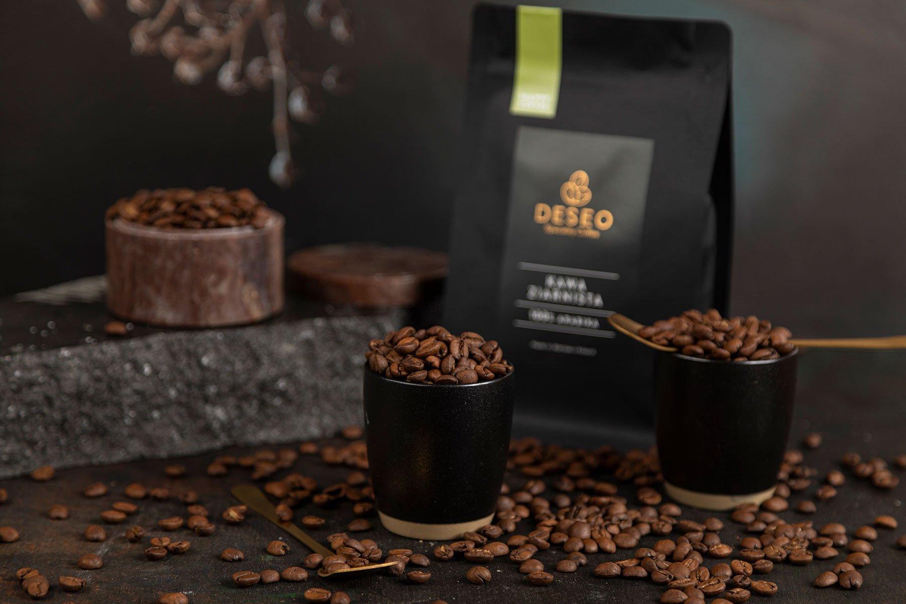 Coffee Speciality od DESEO możecie parzyć już również w domu!