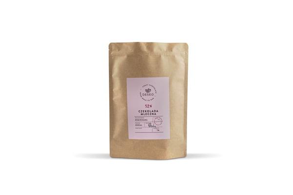 Dropsy czekoladowe Dominikana 52% 1 kg_3